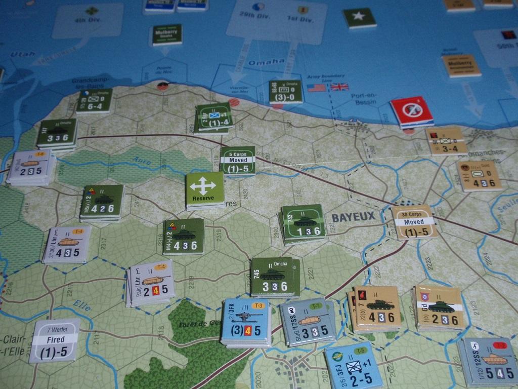 GMT「Normandy\'44」をソロプレイ④_b0162202_17105780.jpg