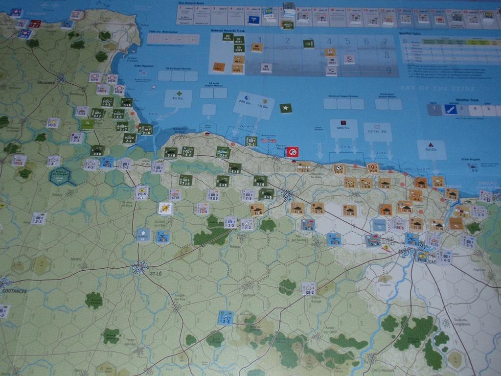 GMT「Normandy\'44」をソロプレイ④_b0162202_1791779.jpg