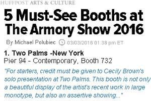 アーモリー・ショー2016:Two PalmsのCecily Brown最新作は必見_b0007805_058721.jpg