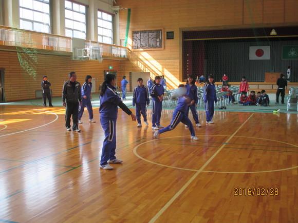 ドッヂボール大会    平成28年2月28日(日)_d0010630_1022889.jpg