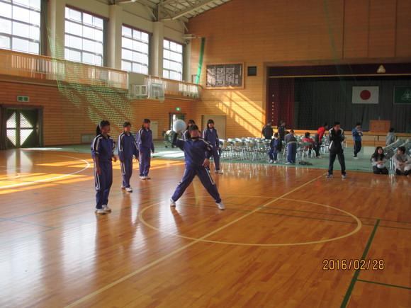 ドッヂボール大会    平成28年2月28日(日)_d0010630_1024676.jpg