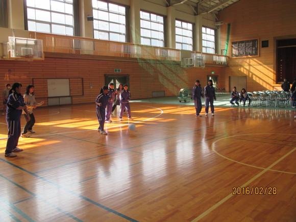 ドッヂボール大会    平成28年2月28日(日)_d0010630_103854.jpg