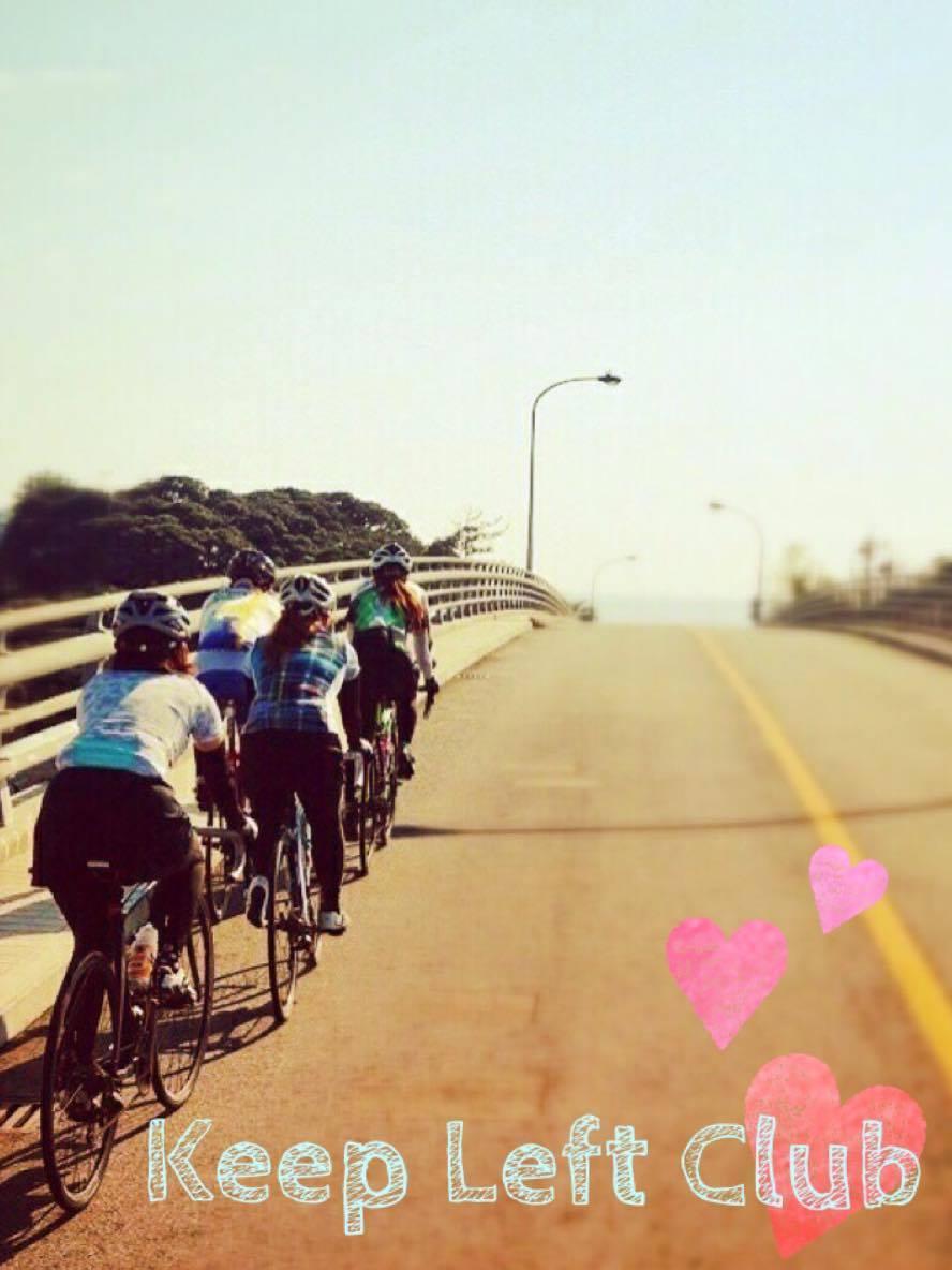 2016年3月19日(土)voyAge「\'Keep Left Club\' 自転車は左 …」_c0351373_17023124.jpg