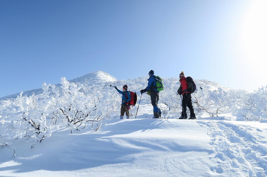 徳舜瞥山、ホロホロ山、オロオロ山、3月5日-速報版-_f0138096_17251627.jpg