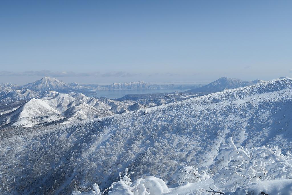 徳舜瞥山、ホロホロ山、オロオロ山、3月5日-速報版-_f0138096_17253719.jpg