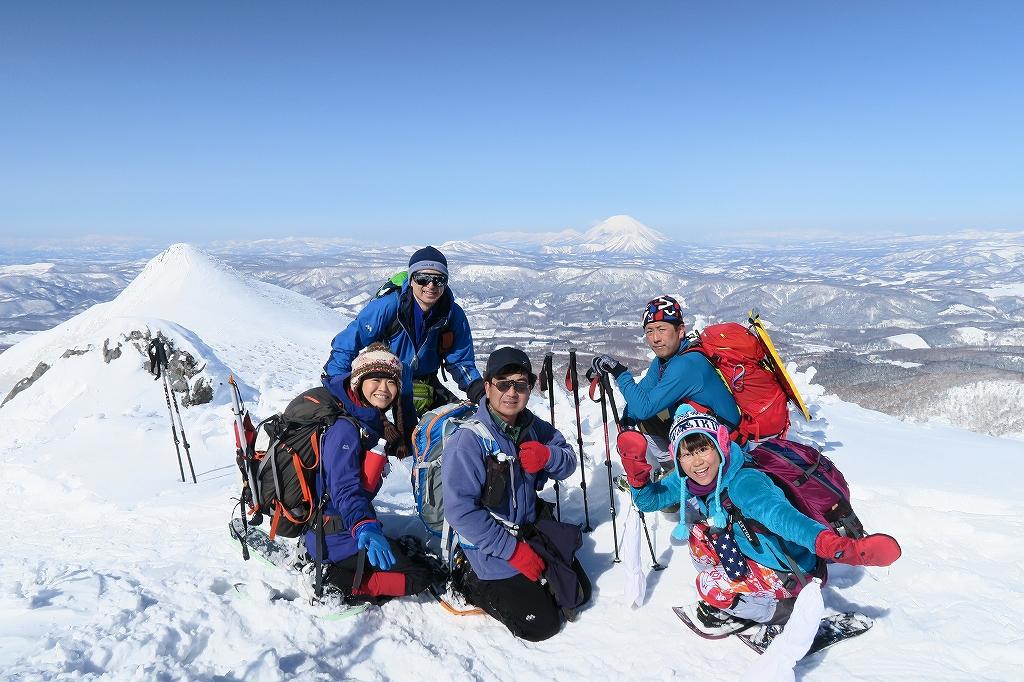 徳舜瞥山、ホロホロ山、オロオロ山、3月5日-速報版-_f0138096_17255679.jpg