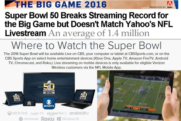80%以上もの人々がテレビ以外からもスーパーボウルを視聴?! これまでのテレビじゃないテレビの時代へ_b0007805_2351427.jpg