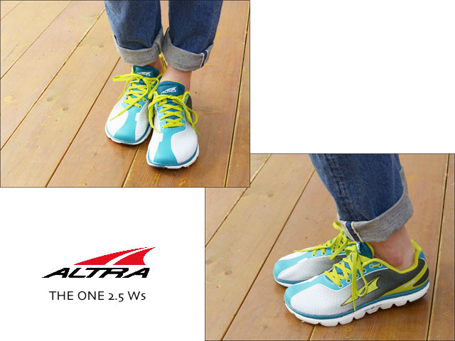 ALTRA [アルトラ] THE ONE 2.5 Ws [A25231] LADY\'S_f0051306_12140043.jpg