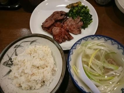 3/6  味太助  A定食ランチ¥1,500 @仙台市_b0042308_14220295.jpg