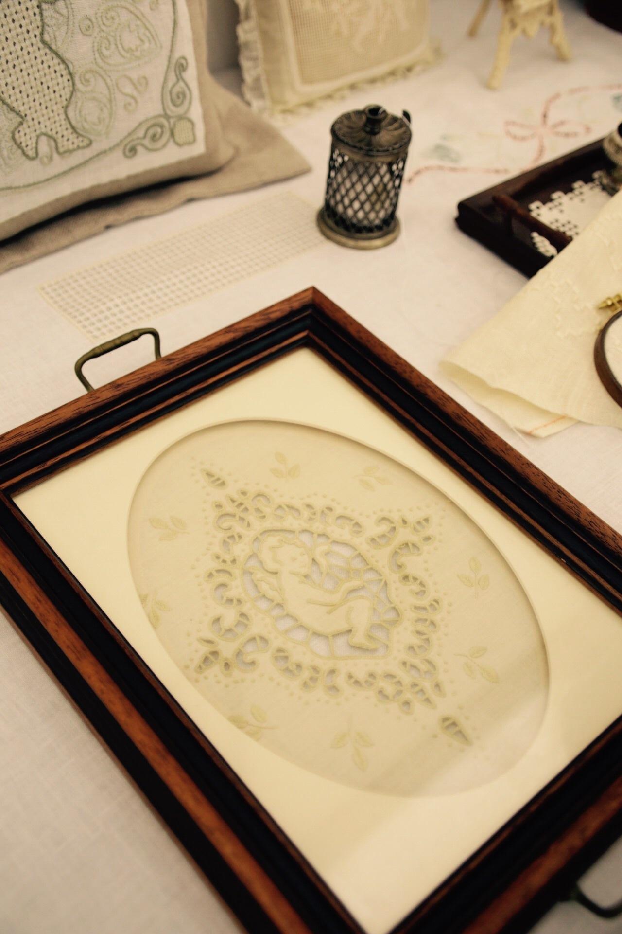 今西ゆき ヨーロピアン伝統刺繍教室展⑥_a0157409_20531858.jpg