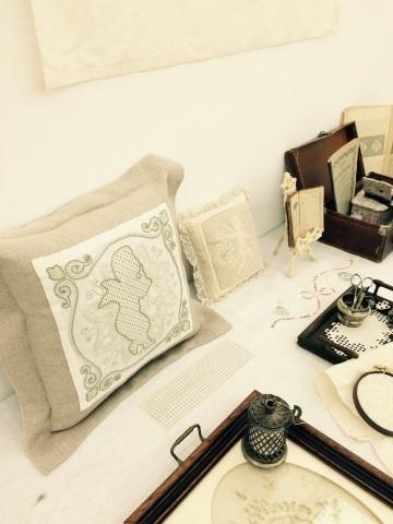 今西ゆき ヨーロピアン伝統刺繍教室展⑥_a0157409_20540179.jpg