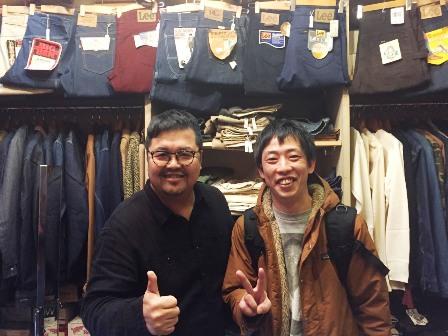 """キングオブコント 4年連続ファイナリスト """"さらば青春の光""""の森田さん来てくれはりました!_c0144020_21145113.jpg"""
