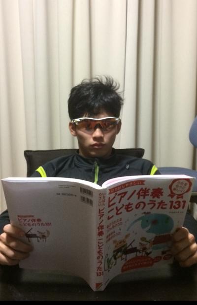 金栄堂サポート:日本大学自転車競技部主将・片桐善也選手 Fact®インプレッション!_c0003493_12513535.jpg