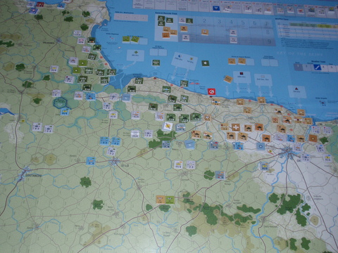 GMT「Normandy\'44」をソロプレイ⑤_b0162202_22231082.jpg