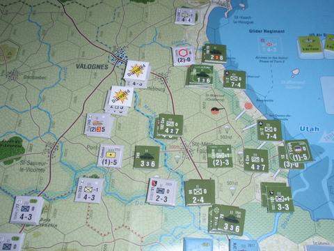 GMT「Normandy\'44」をソロプレイ⑤_b0162202_22232645.jpg