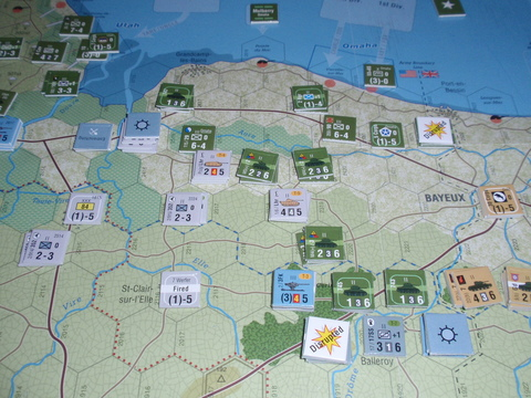 GMT「Normandy\'44」をソロプレイ⑤_b0162202_22235810.jpg