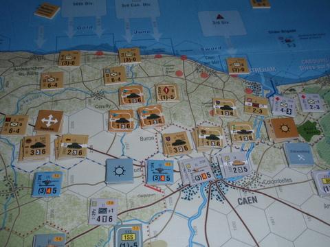 GMT「Normandy\'44」をソロプレイ⑤_b0162202_22242031.jpg