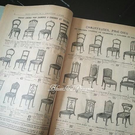 家具のアンティークカタログと資材の組み合わせ。。_c0178104_11215025.jpg