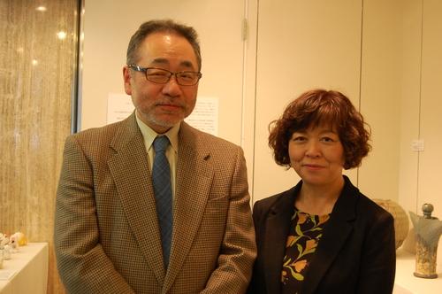 高井秀樹さんの道銀文化財団奨励賞受賞展、初日でした。_a0112812_22442135.jpg