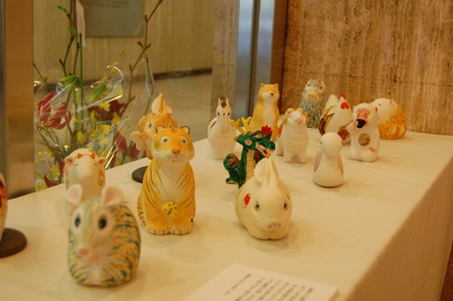 高井秀樹さんの道銀文化財団奨励賞受賞展、初日でした。_a0112812_22583382.jpg