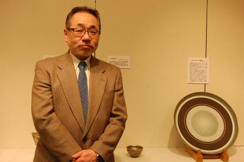 高井秀樹さんの道銀文化財団奨励賞受賞展、初日でした。_a0112812_2315367.jpg