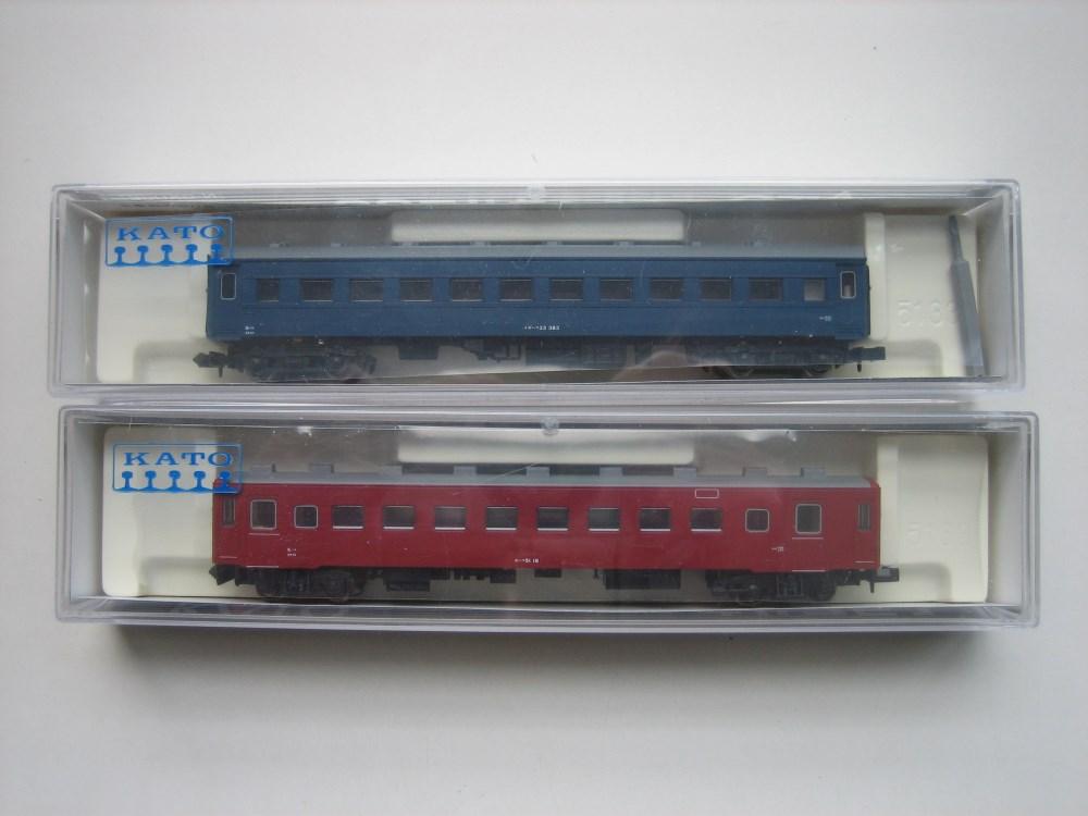 KATOの客車2輌入線_e0120143_2331364.jpg