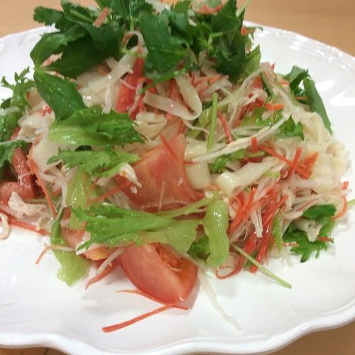 ふし麺サラダ_c0069247_944762.jpg
