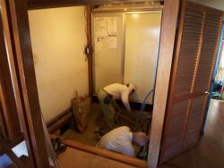 木造耐震補強工事-M邸 洗面・浴室リフォーム  _c0087349_1764661.jpg