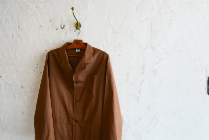 Euro shop(work) coat dead stock_f0226051_14264497.jpg