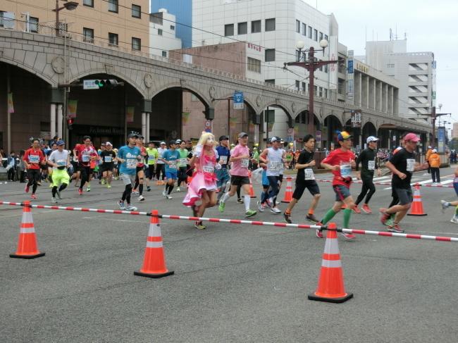 鹿児島マラソン 2016(平成28年)_e0294183_10543795.jpg
