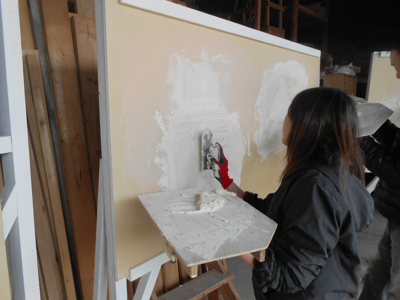 壁塗り_c0066693_13474655.jpg