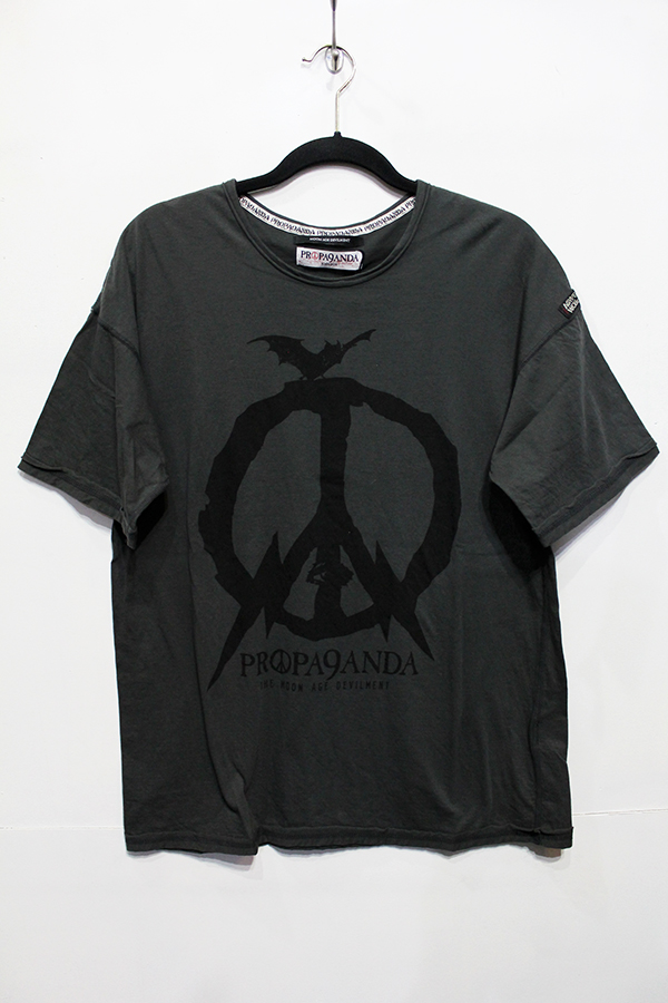PROPA9ANDA × MOON AGE DEVILMENT【RREVERBRATION tee】入荷!_a0097901_16495376.jpg
