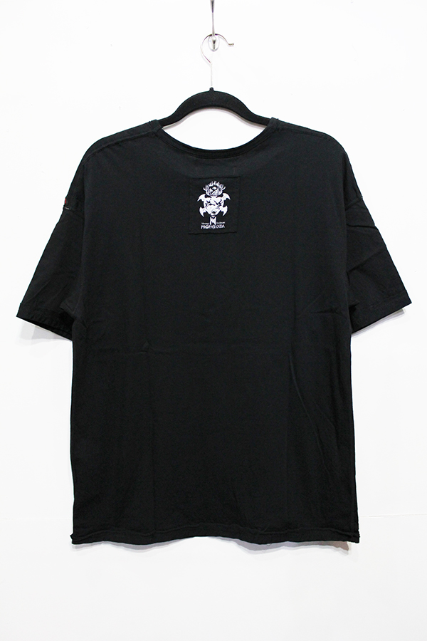 PROPA9ANDA × MOON AGE DEVILMENT【RREVERBRATION tee】入荷!_a0097901_16504980.jpg