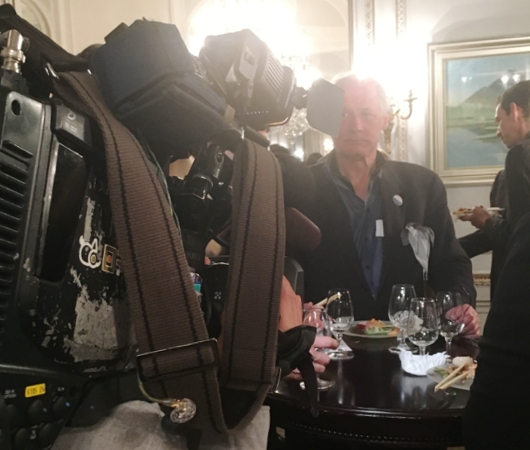 攻めの農水!!! 在NY日本総領事・大使公邸で日本の焼酎イベント開催_b0007805_2235362.jpg