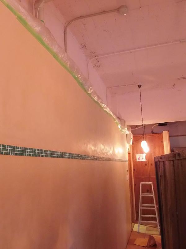 開口部の「漆喰」塗り。_a0125419_18154893.jpg