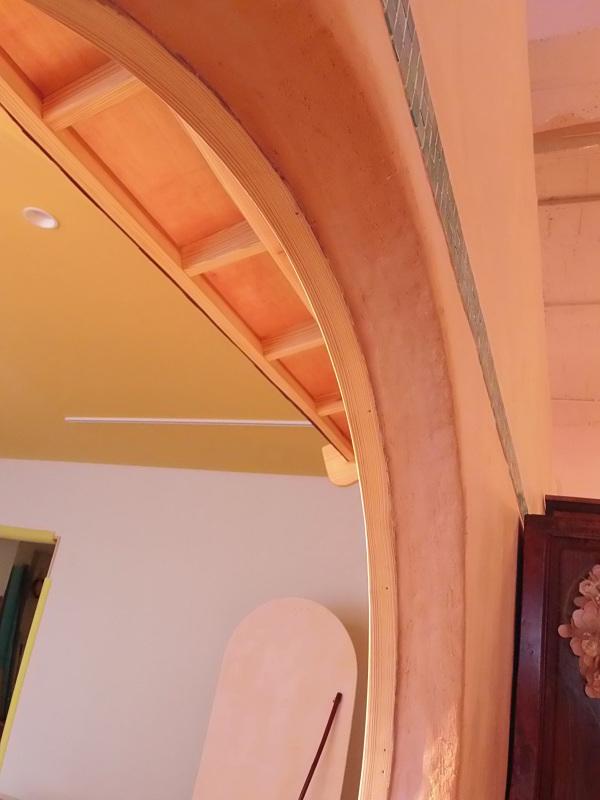 開口部の「漆喰」塗り。_a0125419_18194260.jpg