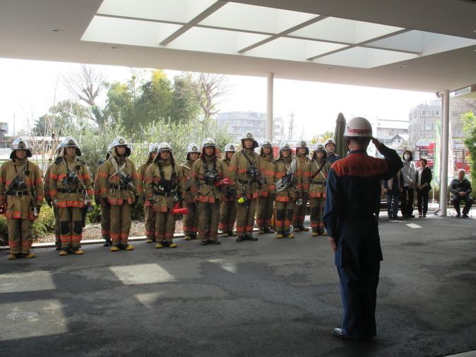 消防避難訓練_b0131135_19205581.jpg
