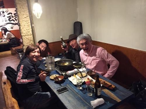 SON四郎でミーティングしました。 #son460 #ミーティング #居酒屋_a0103940_23555652.jpg