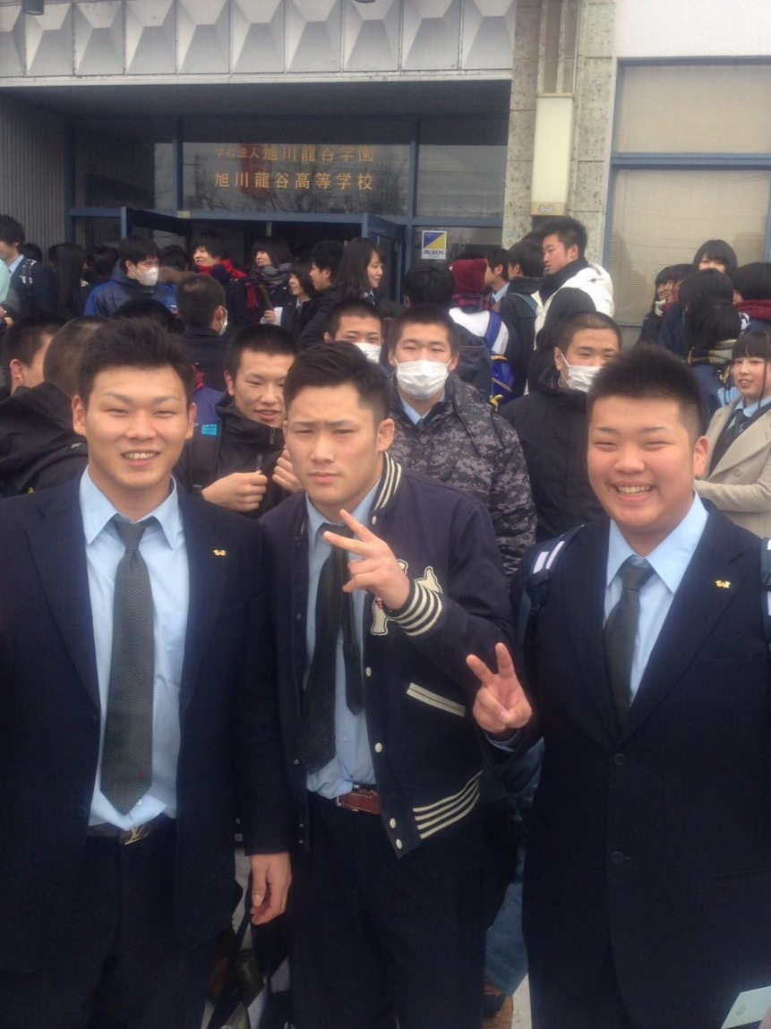 祝☆卒 業 ~第56回 卒業証書授与式~_c0095841_10140575.jpeg