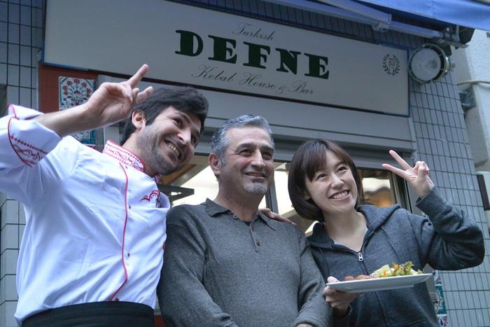 隣にトルコ料理屋さんがオープン!!かなり本格的。&3月9日(水)のランチメニュー_d0243849_23244428.jpg