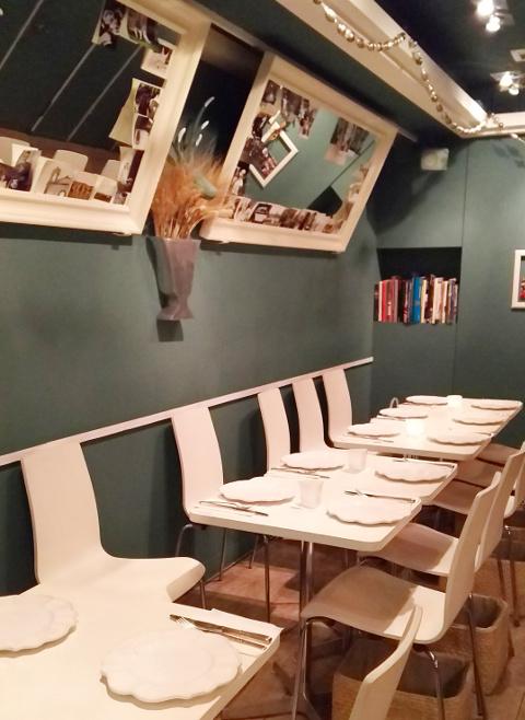 何個でも食べれちゃう♪「PANZEROTTERIA(パンツェロッテリア)」@渋谷_b0051666_12383688.jpg