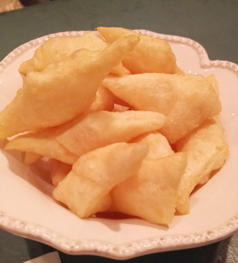何個でも食べれちゃう♪「PANZEROTTERIA(パンツェロッテリア)」@渋谷_b0051666_12405032.jpg