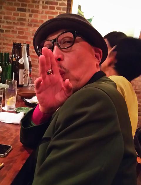 ご飯が美味しいBar(バー)♪「アダン」が移転してオープン@泉岳寺_b0051666_7584636.jpg