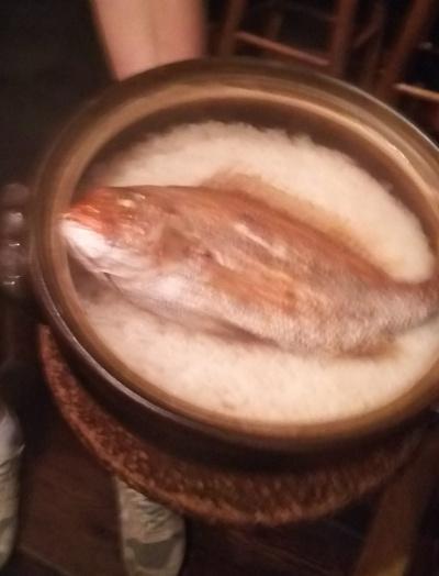 ご飯が美味しいBar(バー)♪「アダン」が移転してオープン@泉岳寺_b0051666_759937.jpg