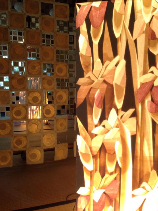 古川美術館にて、柴崎幸次、鈴木美賀子の展覧会_b0087077_21313932.jpg