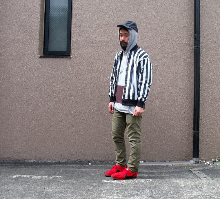 着てみた。 style - - - - - - -_d0187983_19062996.jpg