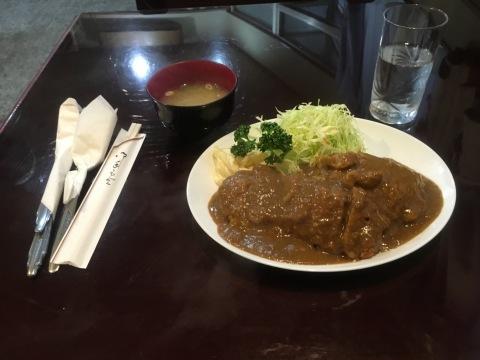 ずっと探していた昭和の洋食屋さん_c0340785_16101676.jpg