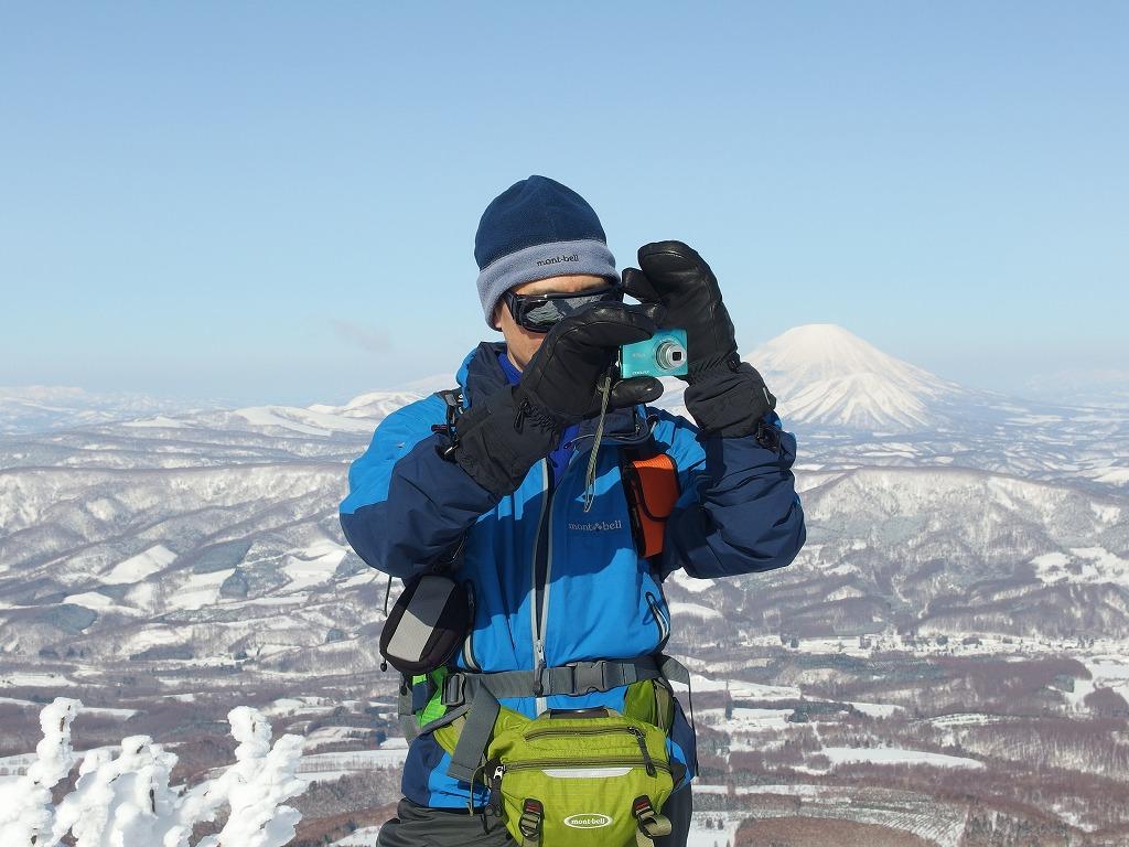 徳舜瞥山、ホロホロ山、オロオロ山、3月5日-同行者からの写真-_f0138096_14125956.jpg