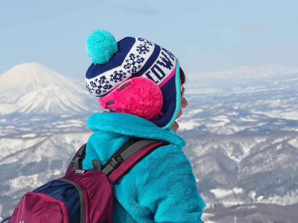 徳舜瞥山、ホロホロ山、オロオロ山、3月5日-同行者からの写真-_f0138096_14134120.jpg
