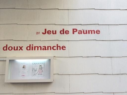 「パリ、シネマ、女たち」…2人のrieさん展_b0210699_23560358.jpg